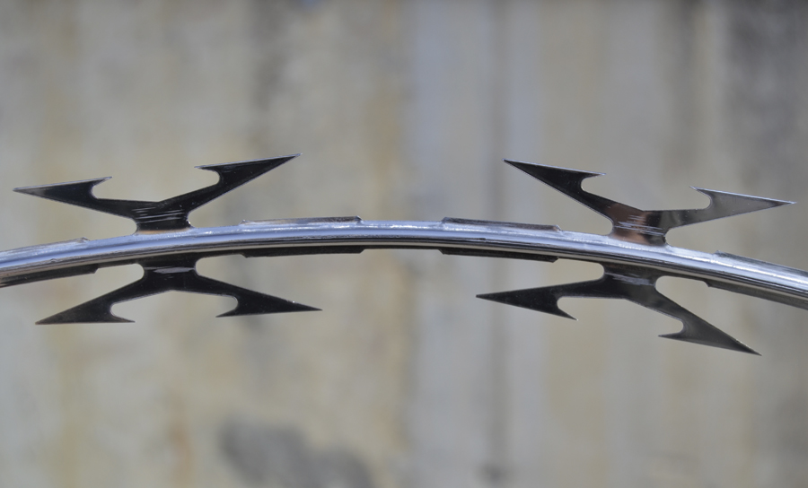 Concertina H Type European Security Fencing