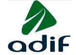 logotipo adif