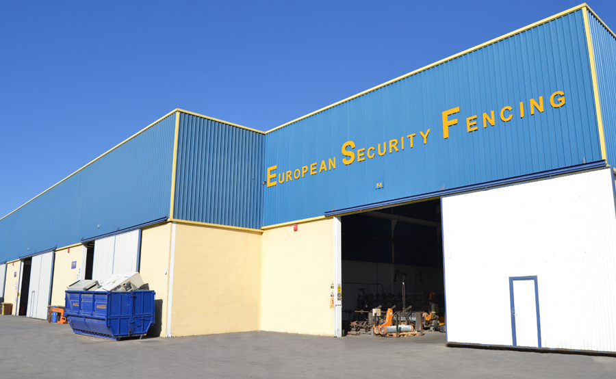 european security fencing concertinas