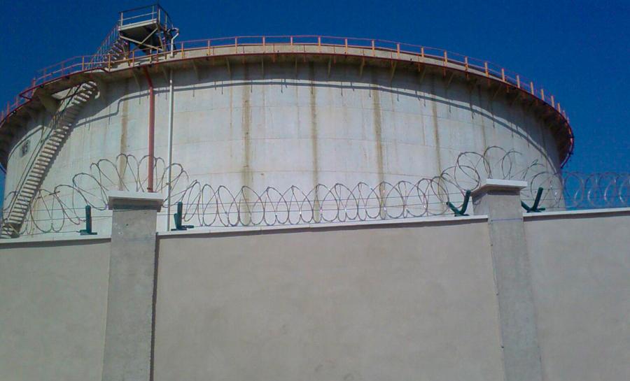 concertina refineria